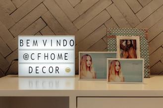 CF HOME DECOR - Novo conceito de loja de decoração em SP
