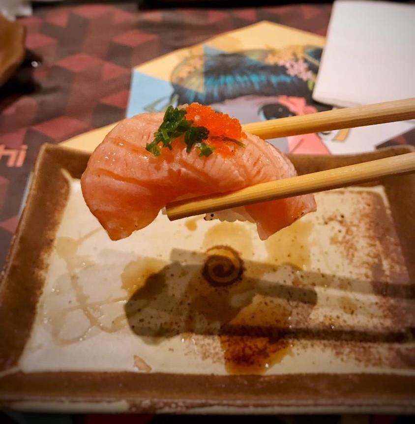 sushi trufado IT SUSHI