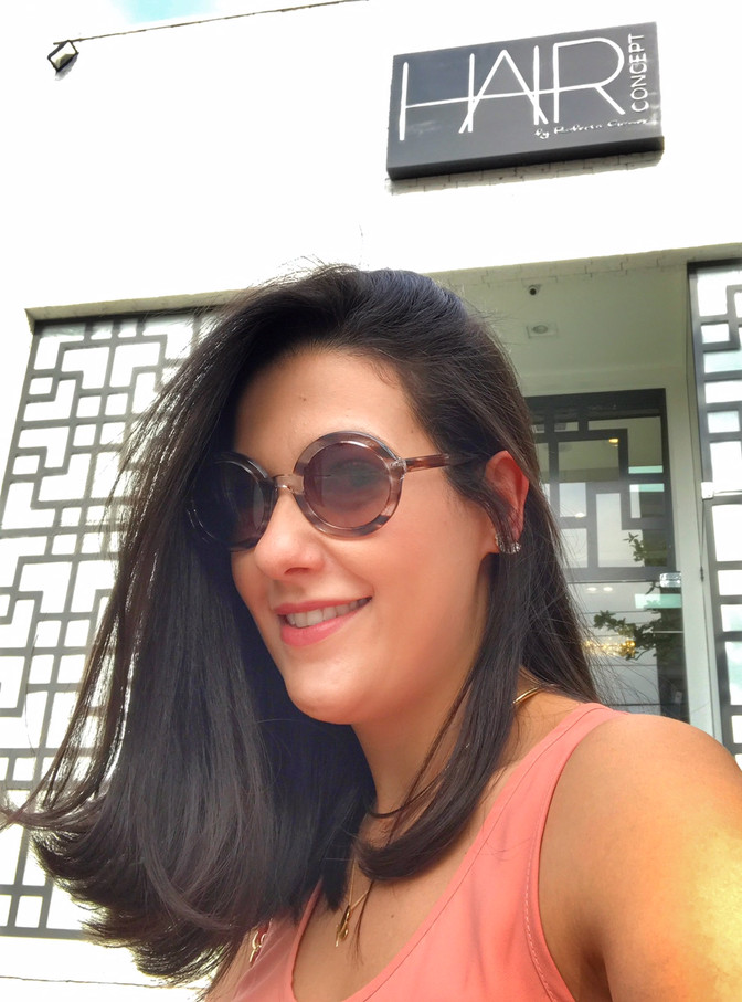 Hair Concept – Novo salão de beleza em São Paulo
