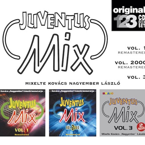 Juventus Mix 1-2-3 Box Set