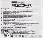 Animal Cannibals Megamix back cover