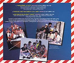 Dolly Roll Mix back cover