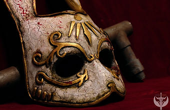Bioshock splicer mask