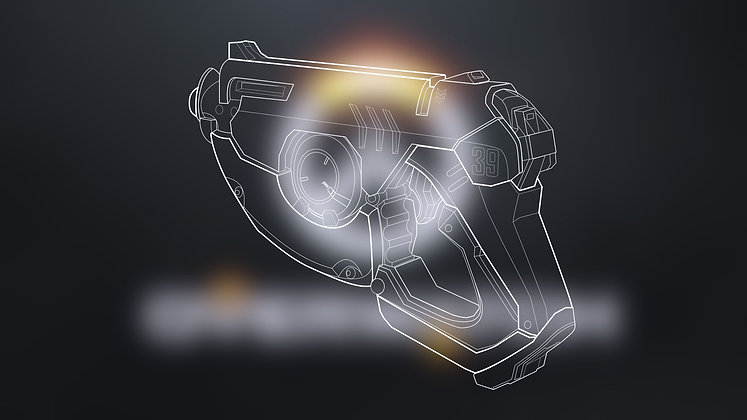 Tracer's Pulse Riffle blueprint