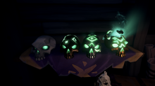 Sea Of Thieves Bounty Skulls