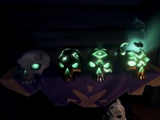 Sea Of Thieves Bounty Skulls