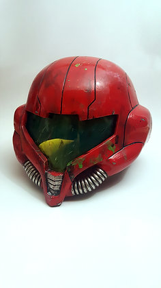 Metroid Prime: Samus Aran battle damaged helmet Limited Edition