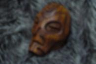 Skyrim Dragon priest mask replica