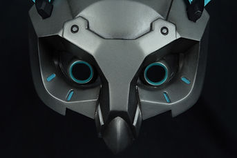 Overwatch: Anas Owl Mask