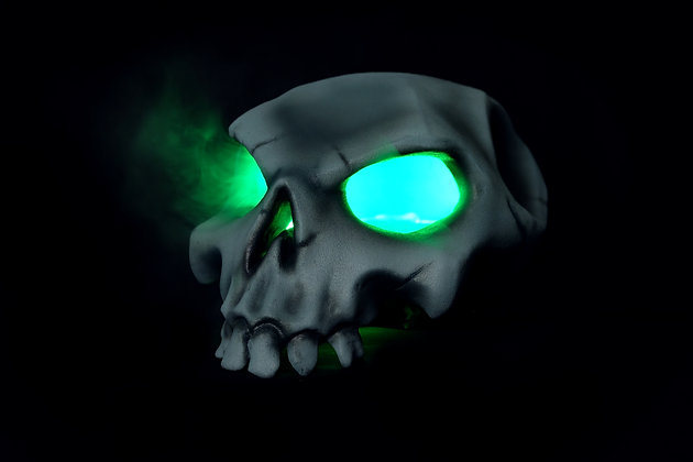 Sea of Thieves Foul Bounty Skull
