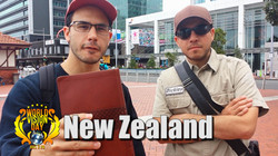 NEW ZEALAND WORLD WIDE VISION DAY