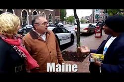 MAINE WORLD WIDE VISION DAY