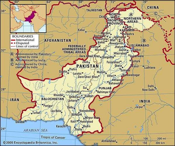 Pakistan-map-boundaries-cities-locator (