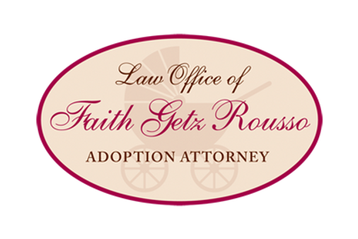 Law Office of Faith Getz Rousso Adoption Attorney Logo