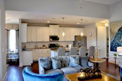 Newport Family Room & Kitchen