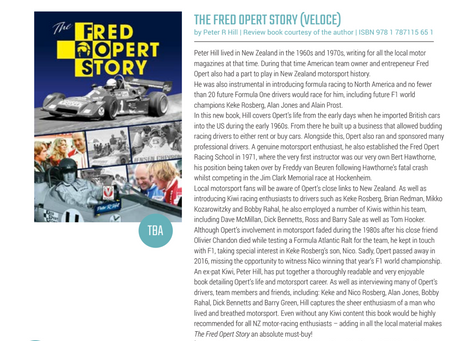 First Review of The Fred Opert Story