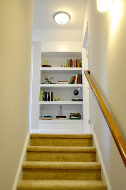 Upper Level Stairs