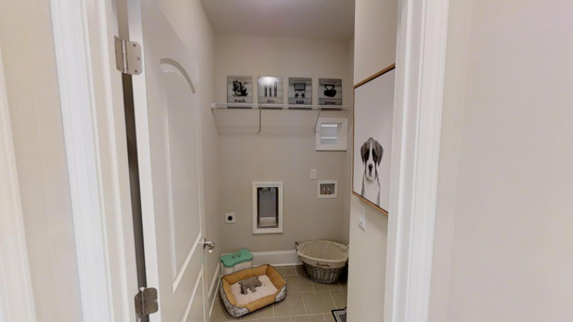 Killarney Laundry Room
