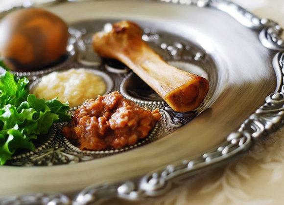 Passover Seder Brisket Meal