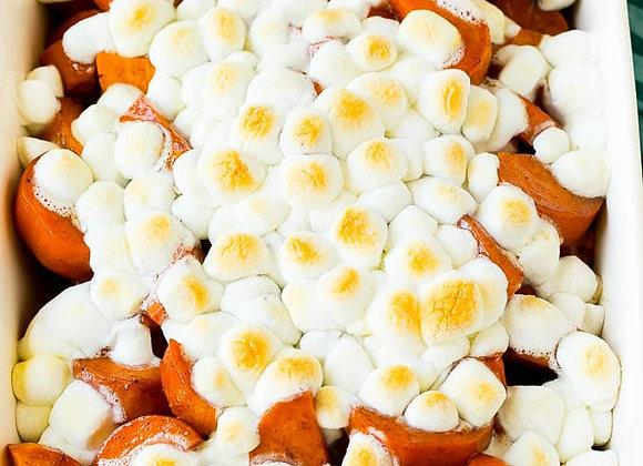 Candied Yams & Marshmallows
