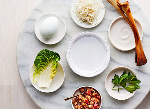 Passover Seder Vegetarian Meal