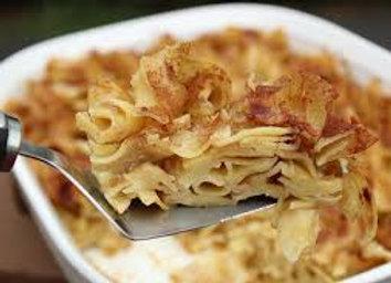 Cinnamon Apple Noodle Kugel