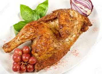 Half Roasted Chicken