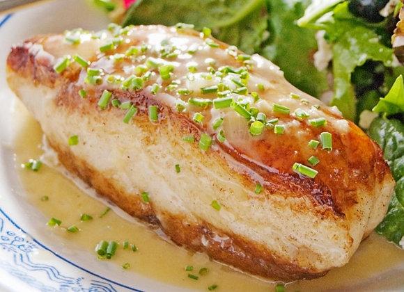 Chilean Sea Bass Dinner