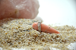 Custom Platinum Diamond Ring