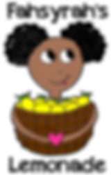 Fahsayrah's Lemonade Logo