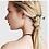 Thumbnail: Antique Arrow/Star Hair Clip