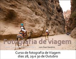 Curso de Fotografia de Viagem