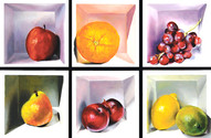 SOLD   6 Fruits Cubed