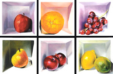6 Fruits Cubed