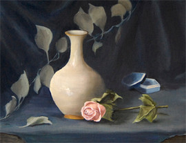 Celadon Rose