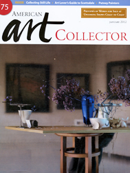 American Art Collector Jan2012