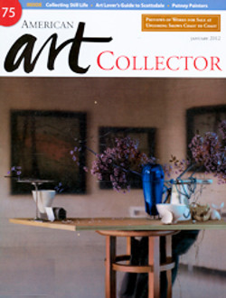American Art Collector Jan2012