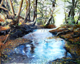 SOLD   Reflections: Fuller Brook No.4