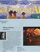 Southwest Art Magazine Oct 2012