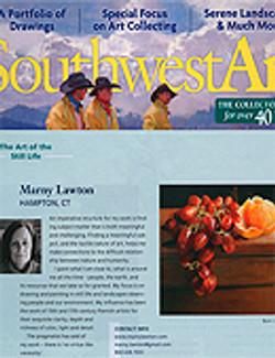Southwest Art Magazine Oct 2012
