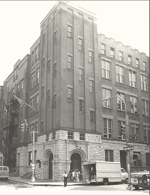 Photo of 70 Mulberry Street before it was MOCA