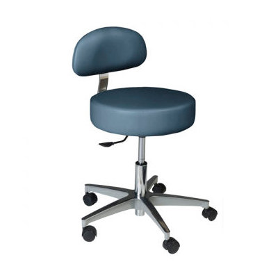 STOOL: DOCTOR  WITH BACK REST - MX-LRD