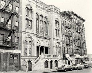 The former Pike Street Synagogue Congregation Sons of Israel Kalwarie