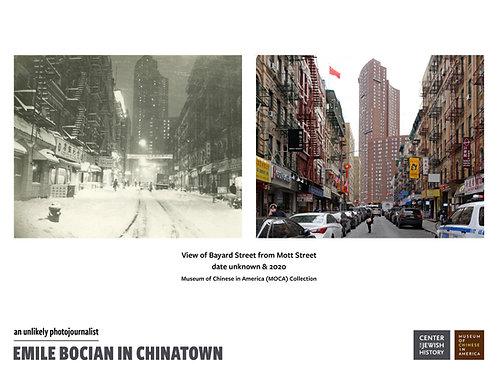 Bayard Street Then & Now