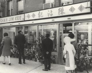 Chan Jim Kee, 3 Elizabeth Street, 1975-1976