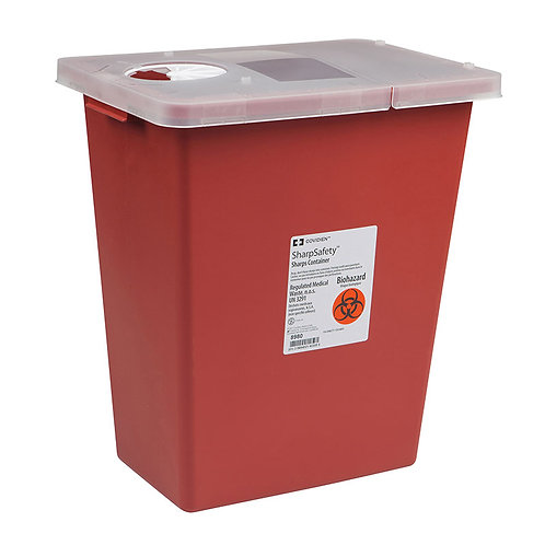 SHARP CONTAINER RED - MX-LRD