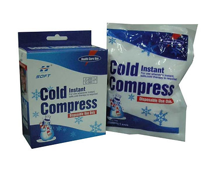 COLD PACK - COMPRESS COLD - SOFT