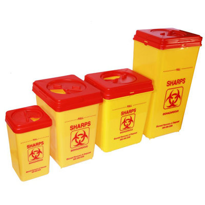 SHARP CONTAINER YELLOW - MX-LRD