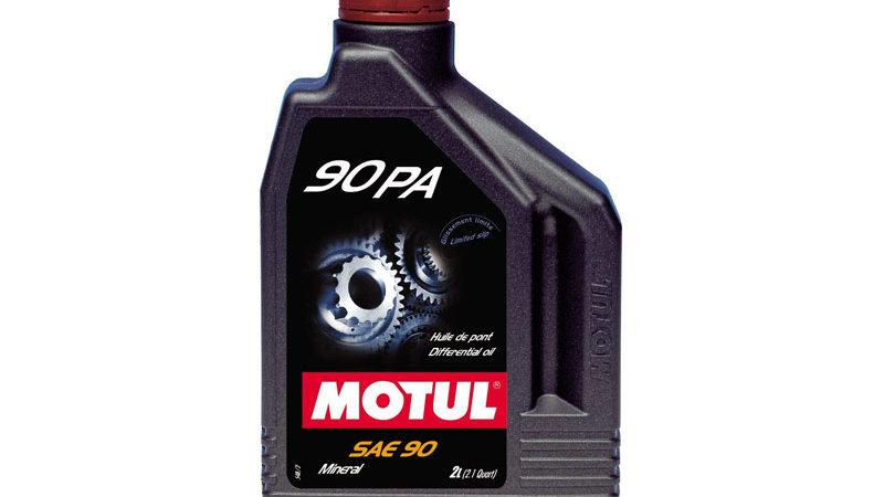 Motul 90pa LSD Conventional Mineral Gear Oil - 2 Liter