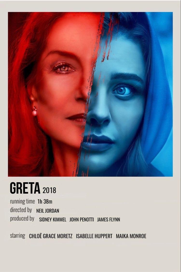 Greta movie polaroid